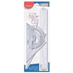 MAPED - Kit de 4 Instruments Geometric