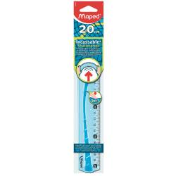 Maped Unbreakable Ruler 20 cm