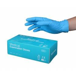 Boîte de 100 Gants Médicaux en Nitrile G001 XL
