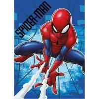 Plaid Couverture Polaire Marvel Spiderman 140 x 100 cm