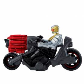 Power Rangers - 35275 - Figurine - Moto Miracle - Robo Knight