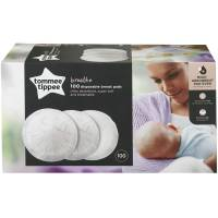 100 Coussinets d'Allaitement Jetables Tommee Tippee