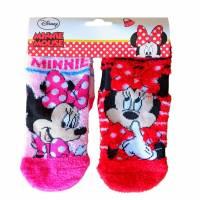 Pack de 2 Chaussettes Antidérapante Minnie Mouse