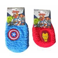 Avengers Non-Slip Plush Sock