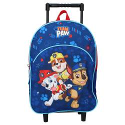 Paw Patrol Pups Rule Small Rolling Backpack 33 cm