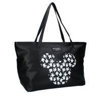 Mickey Mouse Making Memories Shopping Bag Black