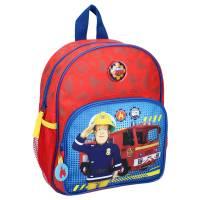 Backpack Kindergarten Sam the Fireman 30 cm