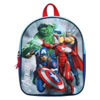 Backpack Kindergarten 3D The Avengers Save the Day 31 cm