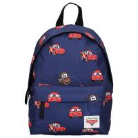 Cars Small Navy Backpack 31 cm