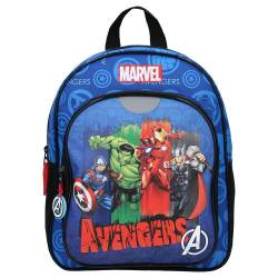 Petit Sac à dos Maternelle Marvel The Avengers Armor Up ! 31 cm