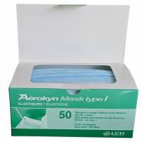 Batch of 50 medical masks Aerokyn Type 1