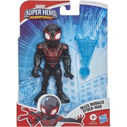 Articulated figure Spider-man Miles Morales 13 cm