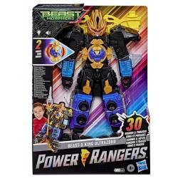 Figurine interaktive Power Rangers Ultrazord Beast-X - Beast Morphers