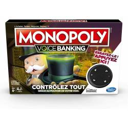 Monopoly Voice Banking 4 players