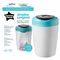 Simplee Sangenic diaper garbage can Tommee Tippee