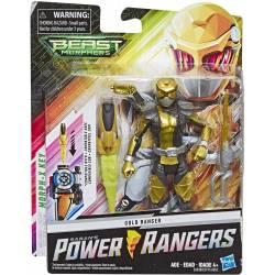 Figurine Power Rangers Morph-X Key Gold Ranger