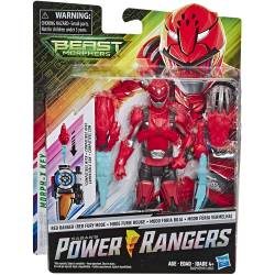 Figurine Power Rangers Morph-X Key Best-X Red Ranger