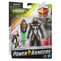 Figurine Power Rangers Morph-X Key Cybervillain Robo Blaze
