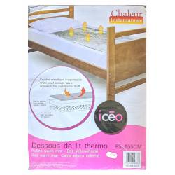 Icéo - Thermo Bed Mat - 85 x 155 cm