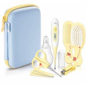 Philips AVENT Trousse de soins pour bébé - 10 accessoires