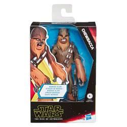 Figura Chewbacca Star Wars Galaxy Of Adventures 12,5 cm