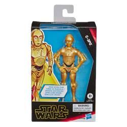 Figura C-3PO Star Wars Galaxy Of Adventures 12,5 cm