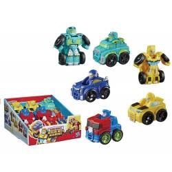 Mini robots Transformers Rescue Bots Academy 2 en 1