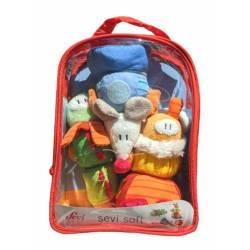 Sevi - First Age Toy - Rammelaar Set Fantasiedieren