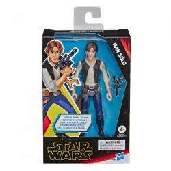 Figura Han Solo Star Wars Galaxy Of Adventures 12,5 cm