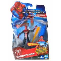 The Amazing Spider-Man Spider Cannon Figura de Acción 10 cm