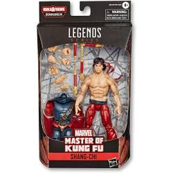 Figurine Shang-Chi Master of Kung Fu 15 cm