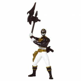 Power Rangers - - Figurine - Super Combat - Noir - 16 cm