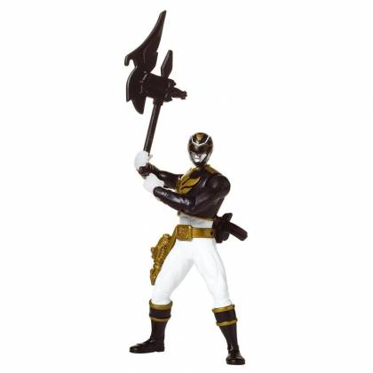 Power Rangers - 35147 - Figurine - Super Combat - Noir - 16 cm