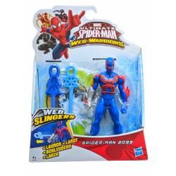 Figurine Spider-Man 2099 Ultimate Spider-Man Web Slingers - 12 cm - B2603