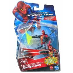 The Amazing Spider-Man - Night Spider-Man-figuur - 10 cm