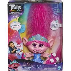 Poupée Trolls Poppy aux Cheveux Dansants