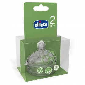 Chicco 2 Tétines Step Up 2 - 2 m+
