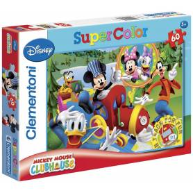 Clementoni - Puzzle Mickey Mouse Club House - On Track for Fun