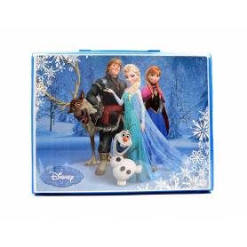 Disney Frozen - Malette De Coloriage - 1 mètre - Reine Des Neiges