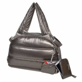 Baby on Board - sac a langer Mon Doudoune Bag Bronze