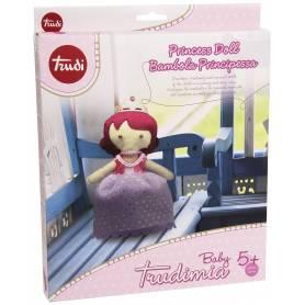 Trudi - 64142 - Kit De Loisirs Créatifs - Poupée - Violette a Fabriquer