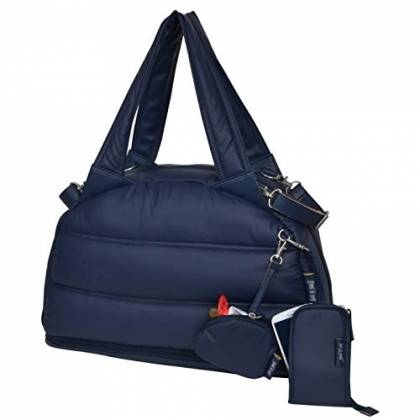 Baby on board -Sac a langer a Langer Mon Doudoune Bag Navy