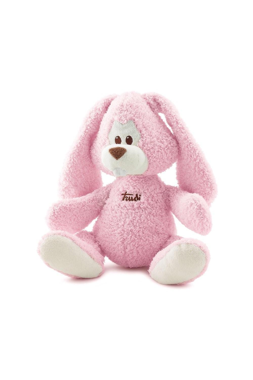 Trudi - 23782 - Peluche Lapin Cremino Rose 36 cm