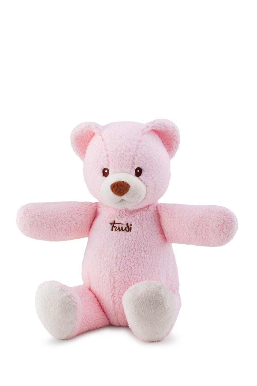 Trudi - 25976 - Peluche - Porte-Pyjama - Cremino Ourson - Rose