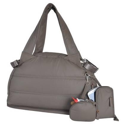 Baby on Board - Sac a Langer Mon Doudoune Bag Taupe