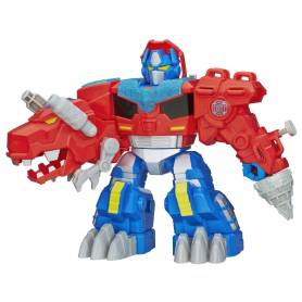 Transformers - Rescue Bots - Optimus Primal