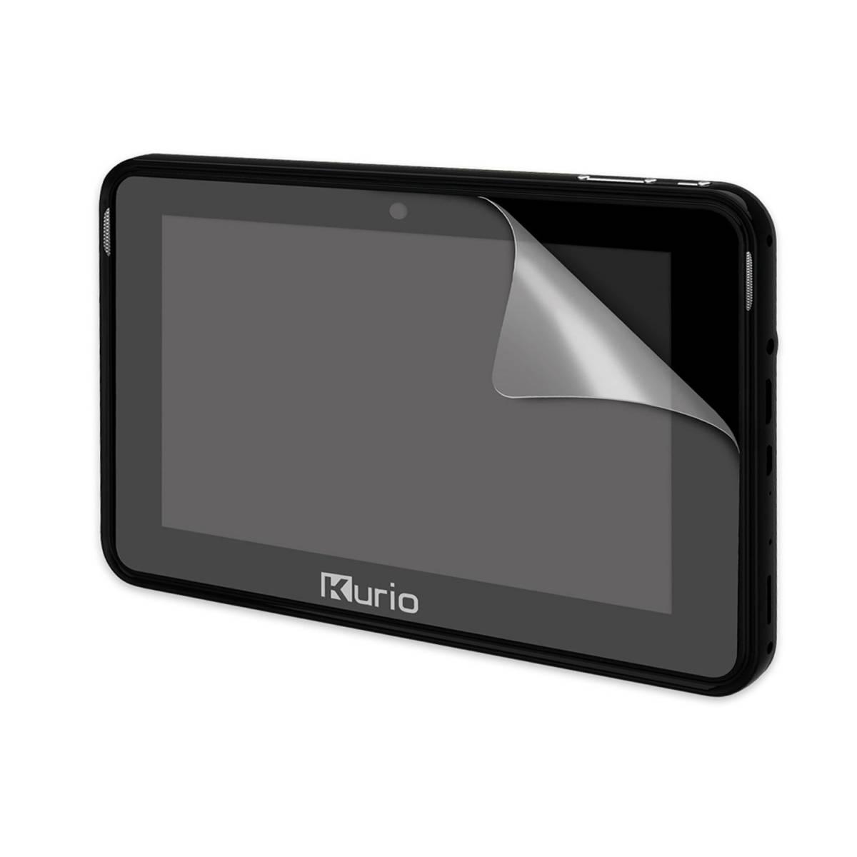Kurio - Protection Transparente pour Tablette 7`` Kurio