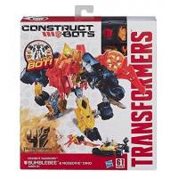Transformers - Dinobot Warriors / Optimus Prime & Gnaw Dino