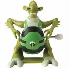 Ben10 - Figurine à action mécanique - Crashhopper