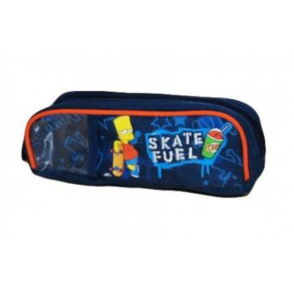 BART SIMSONS Trousse Skate Fuel 2 compartiments